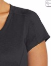 Womans V-Neck Sleeve